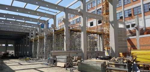 FATRA a.s., provoz Napajedla, Nová válcovna a rekonstrukce budovy B25