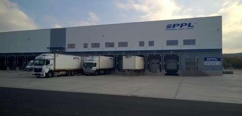Logistické a administrativní centrum Zlín - Malenovice, II. Etapa