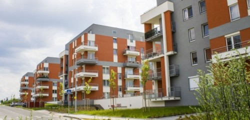 Bytový komplex T, U, V, X Metropole Zličín