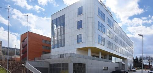 Centrum polymerních systémů UTB Zlín