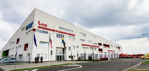 Integrované výjezdové centrum Ostrava - jih