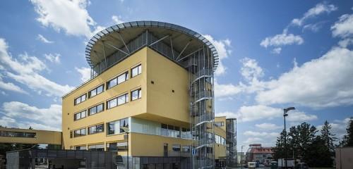 Pavilon Chirurgických oborů v Nemocnice ve Frýdku-Místku