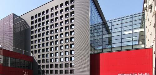 Univerzita Palackého v Olomouci, Vědecko - výzkumné centrum pedagoggické fakulty