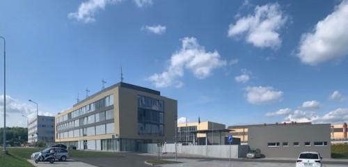 Výstavba areálu ÚO Chrudim - Krajské ředitelství policie Pardubického kraje