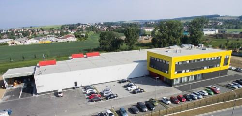 Výstavba Areálu Z Studio, Zlín - Malenovice